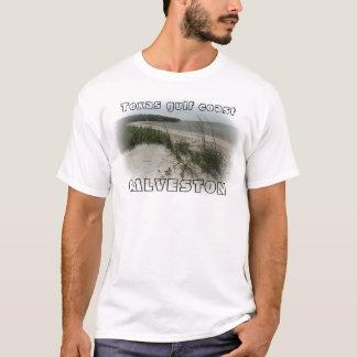 Texas gulf coast t shirt GALVESTON ISLAND