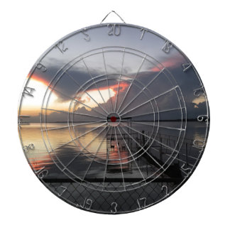 Texas Gulf Dartboard