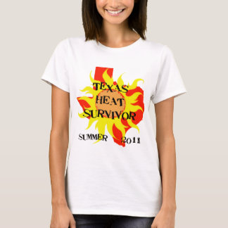 TEXAS HEAT SURVIVOR T-Shirt
