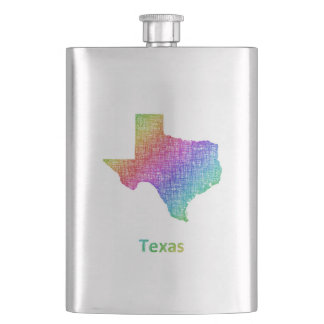 Texas Hip Flask