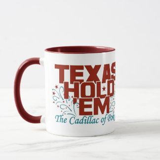 Texas Hold 'Em Poker mugs
