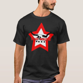 Texas Holdem Longhorns T-Shirt