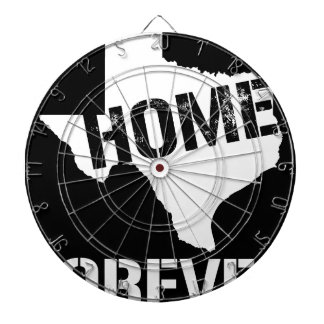 texas home forever dartboard with darts