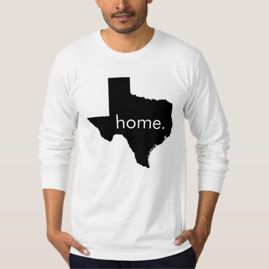 Texas Home Long Sleeve T-Shirt