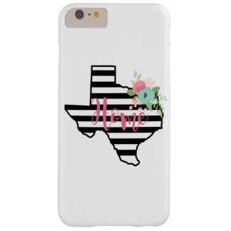 Texas Home State Striped Phone Case