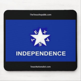 Texas Independence Mouse Pad