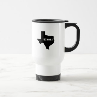 Texas Is Home Programmer Travel Mug
