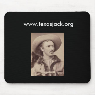 Texas Jack Mouse Pad