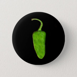 Texas Jalapeno Pepper 1 .jpg 2 Inch Round Button