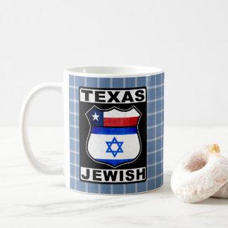 Texas Jewish American Mug