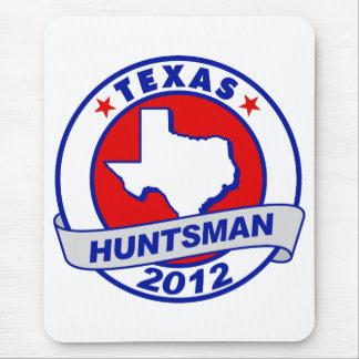 Texas Jon Huntsman Mouse Pad