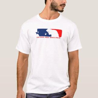 """Texas """"League Series"""" Rig Welder T-Shirt"""
