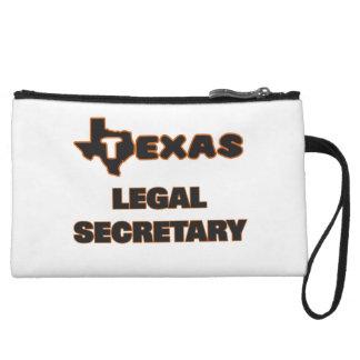Texas Legal Secretary Wristlets