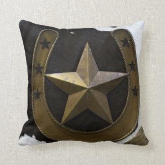 Texas Lone Star American MoJo Pillows