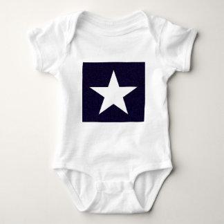 Texas Lone Star Baby Bodysuit