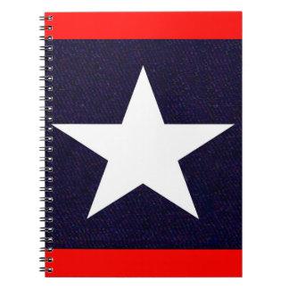 Texas Lone Star Notebook