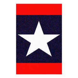 Texas Lone Star Stationery