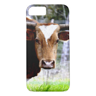 Texas Long Horn iPhone 7 Case