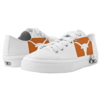 Texas long horns Low-Top sneakers