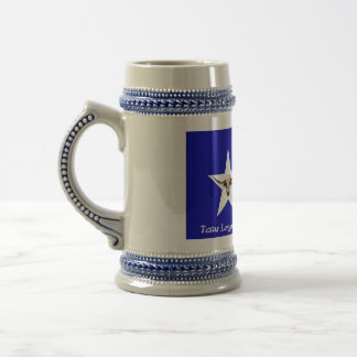 Texas Longhorn The Symbol of Power Beer Stein