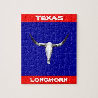 Texas Longhorn Z.jpg Jigsaw Puzzle