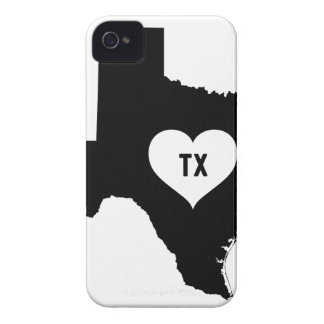 Texas Love Case-Mate iPhone 4 Cases