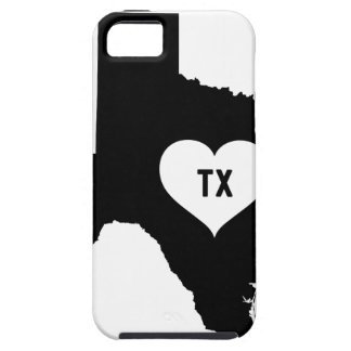 Texas Love iPhone 5 Case
