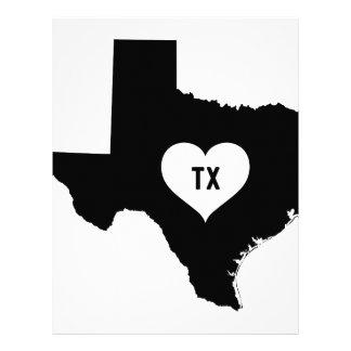 Texas Love Letterhead