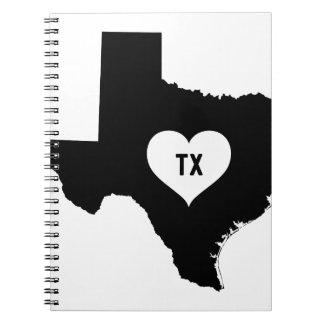 Texas Love Notebooks