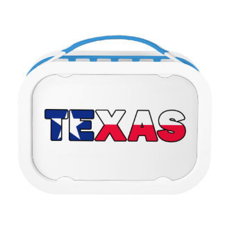 Texas Lunchboxes