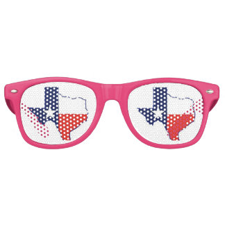 TEXAS MAP PARTY SHADES
