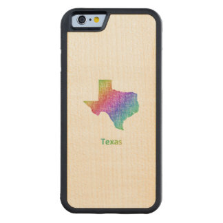 Texas Maple iPhone 6 Bumper