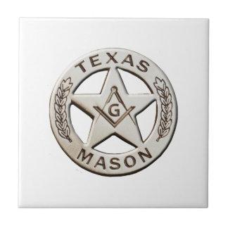 Texas Mason Ceramic Tiles