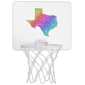Texas Mini Basketball Hoop
