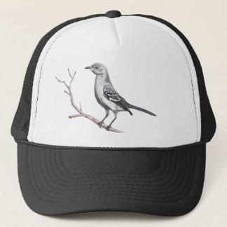 Texas Mockingbird Trucker Hat