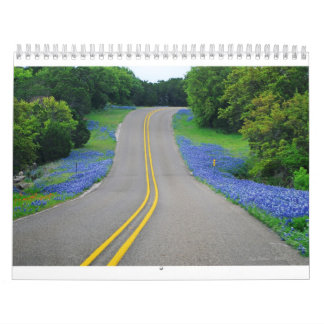 Texas' Natural Beauty 2011 Wall Calendars
