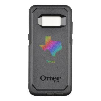 Texas OtterBox Commuter Samsung Galaxy S8 Case