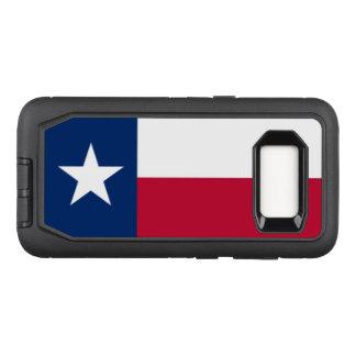 Texas OtterBox Defender Samsung Galaxy S8 Case