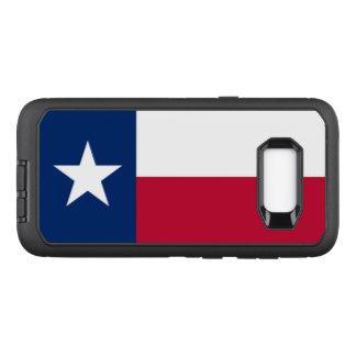 Texas OtterBox Defender Samsung Galaxy S8+ Case
