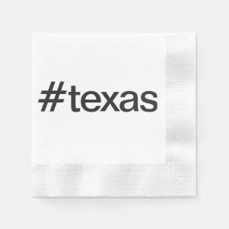 texas paper napkin