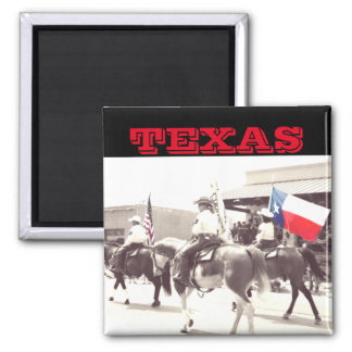 Texas Parade Magnet