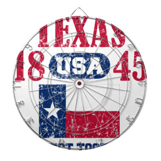 TEXAS PERFECT TOGETHER DISTRESSED PRODUCTS DART BOARDS