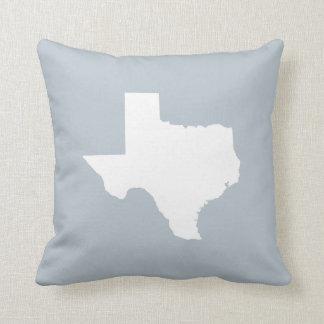 Texas Pillow - White