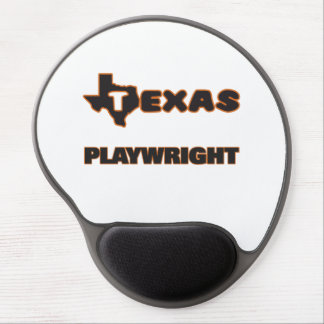 Texas Playwright Gel Mouse Pad