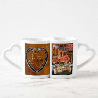 Texas Pride Coffee Mug Set