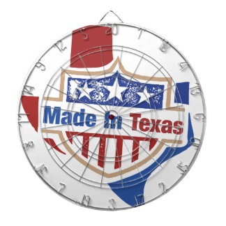 Texas Pride - Made In Texas Dart Board