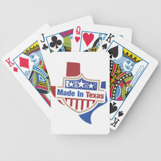 Texas Pride - Made In Texas Poker Deck