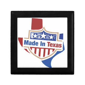 Texas Pride - Made In Texas Trinket Boxes