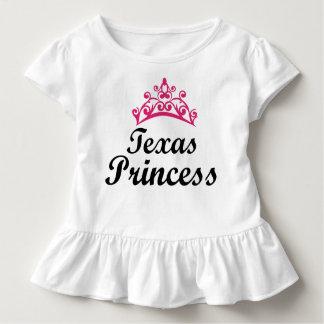Texas Princess Toddler T-shirt