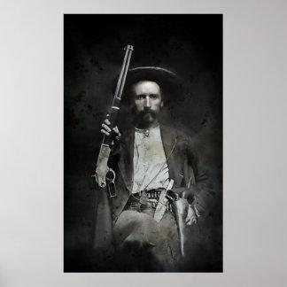 TEXAS RANGER JIM HAWKINS c. 1870 Poster